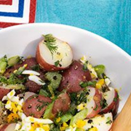 Potato Salad with Celery and Herbs