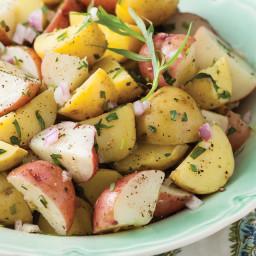 Potato-Tarragon Salad