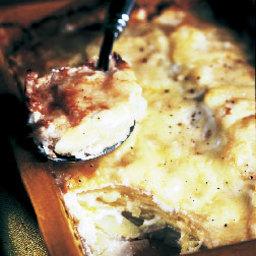 Potato Gratin with Gruyère and Crème Fraîche