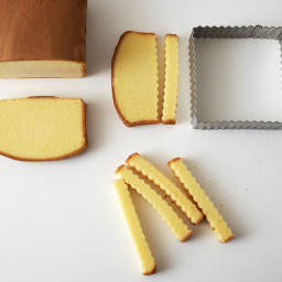 Pound Cake Fries