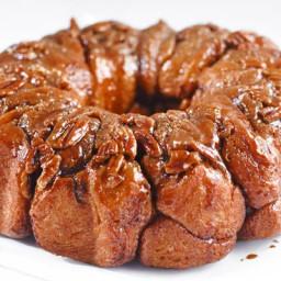 Praline Cinnamon Monkey Bread