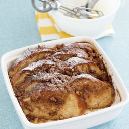 Praline French Toast Bread Pudding