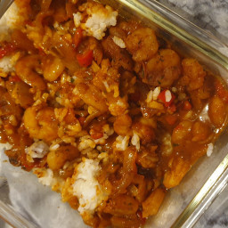 Prawn  Curry by Me