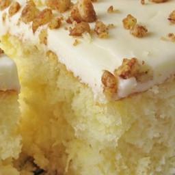 Precious Pineapple Cake Recipe