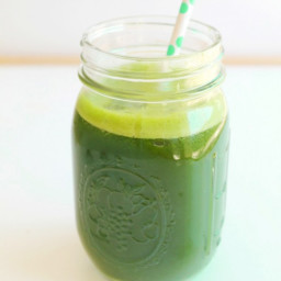Pressed Juicery's Green Juice