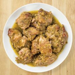 Pressure-Cooked Pork in Salsa Verde