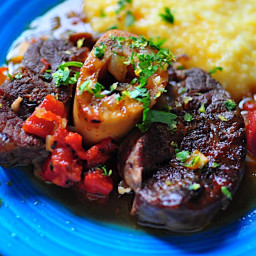 Pressure Cooker Beef Shank (Osso Bucco)