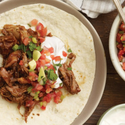 Pressure-Cooker Beer-and-Mustard Pulled Turkey
