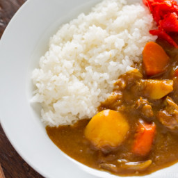 Pressure Cooker Japanese Curry