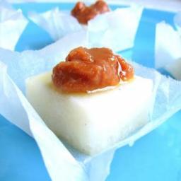 Pressure Cooked Chestnut Spread Recipe