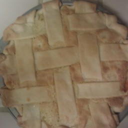 Priscilla's Pineapple Pie