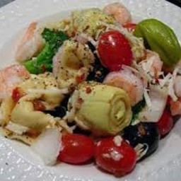 Prize Winning Pasta/shrimp Salad