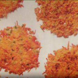 Prmesan Crisps