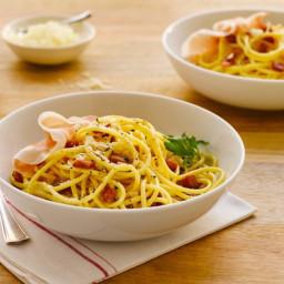 Prosciutto Pasta Carbonara