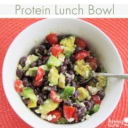 Protein Bowl: Quick and Healthy Lunch (GF)