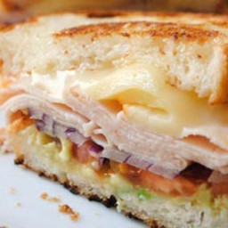 Protein-Packed Grilled Cheese Recipe