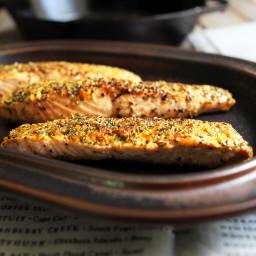 Provençal Salmon