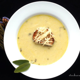Provencal Garlic Soup is Out of This World Good