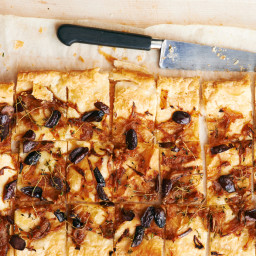 Provencal Onion Tart