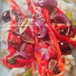 Provençal Pepper Salad