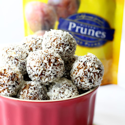 Prune Power Balls