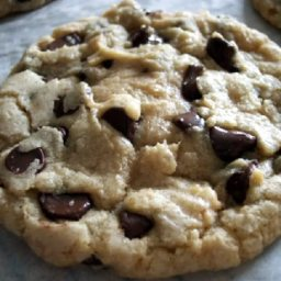 Pudding Chocolate Chip Cookies - DF