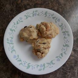 Pudding Cookies Low Sugar