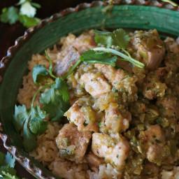 Puerco Con Salsa Verde Recipe