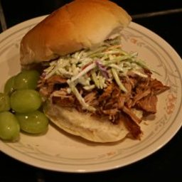 Pulled Pork (4 Points For The Pork)