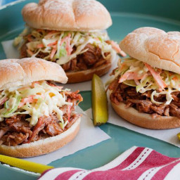 Pulled Pork Barbeque