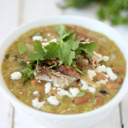 Pulled Pork Green Chili