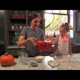Pumpkin Butterbeer Hot Chocolate.
