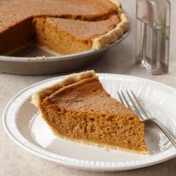 Pumpkin-Chiffon Pie