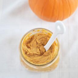 Pumpkin Coconut Butter