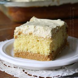 Pumpkin Magic Cake: Doctored Cake Mix