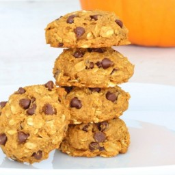 Pumpkin Oatmeal Chocolate Chip Cookies Libby