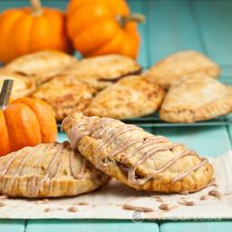 Pumpkin Pasties (Hand Pies)