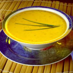 Pumpkin Peanut Soup