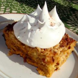 Pumpkin Pie Dump Cake (Crumb Crunch Cake)