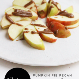 Pumpkin Pie Pecan Sauce