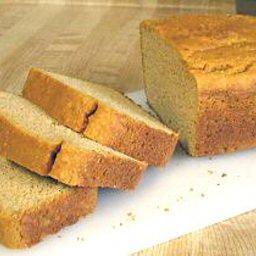 PUMPKIN POUND CAKE (LC)