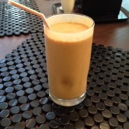 Pumpkin Pie Protein Smoothie