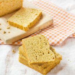 Pumpkin Sandwich Bread