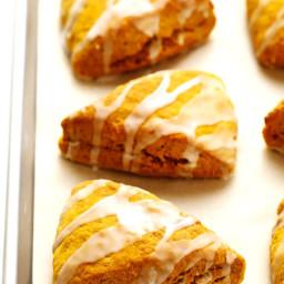 Pumpkin Scones Recipe