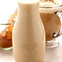Pumpkin Spice Coffee Creamer Recipe Card