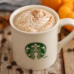 Pumpkin Spice Latte (Starbucks)