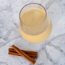 Pumpkin Spice Milkshake Recipe