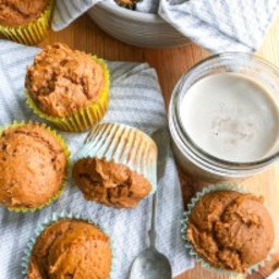 Pumpkin Spice Muffins Using Cake Mix