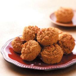 Pumpkin Oat Bran Muffins Recipe