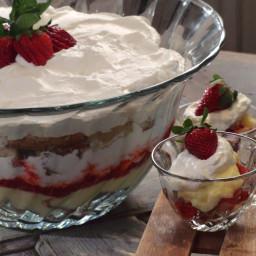 Punchbowl Cake